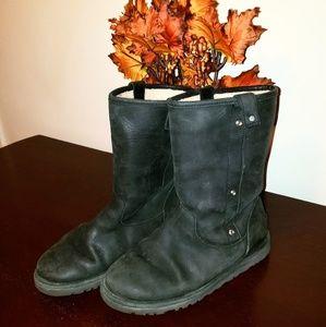 UGG Malindi UGGpure Convertible Boot Wool Lined